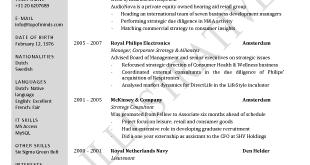 Resume Templates 1.4