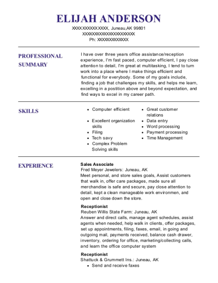 Resume Examples For Zumiez Resume Templates