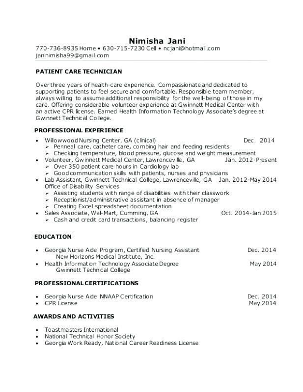 resume templates virginia tech
