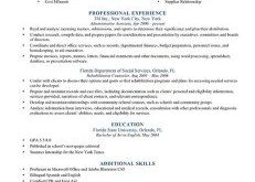 Pictures Of Resume Templates