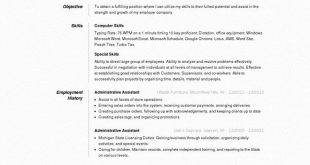 Resume Format Website