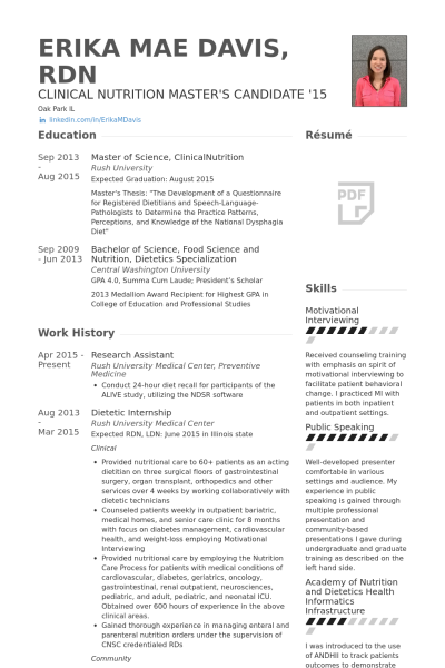 Resume Examples Research Assistant