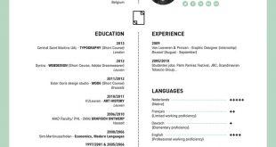 Resume Examples Design