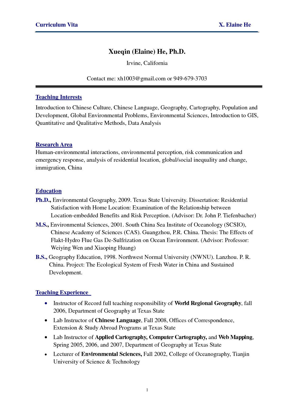 M Sc Nursing Resume Format Resume Templates
